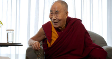 China Claims Dalai Lama Successor has to be Approved by them