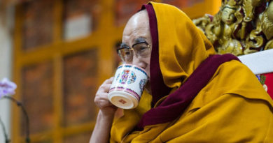 China and Pakistan Slammed for Comparing Dalai Lama to a Terrorist