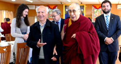 Current Dalai Lama Said His Successor Could Come from India