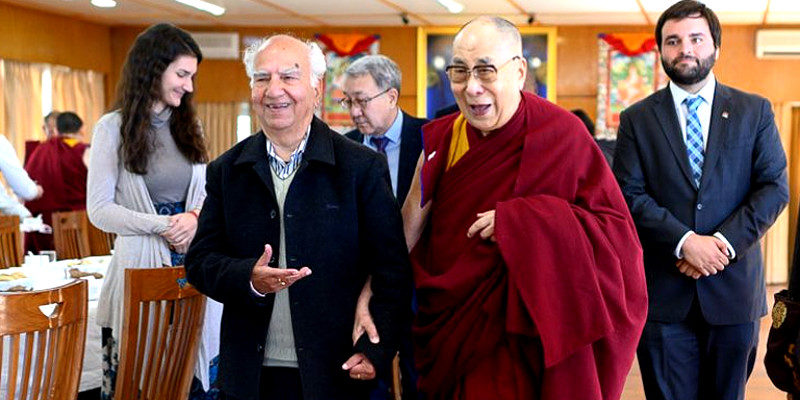Current Dalai Lama Said His Successor Could Come from India