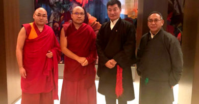 Karmapa Will Return Back to India Assures President Sangay