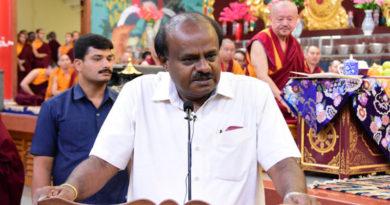Karnataka CM Pays Special Visit to Tibetan Settlement, Assures All Assistance