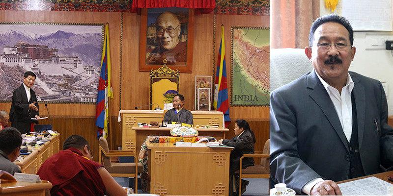 Tibetan Parliament Approve Sikyong's Minister Nomination, Topgyal Tsering
