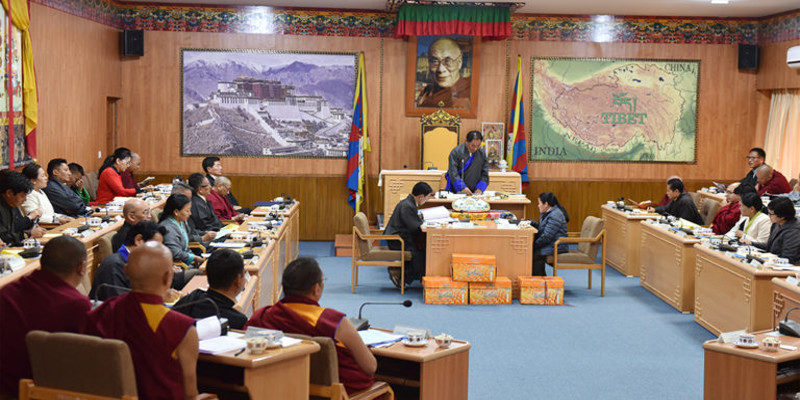 Tibetan Parliament in Exile Begins its Budget Session