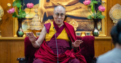 My Wish is to Take the Last Breath in India Itself: Dalai Lama