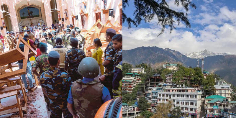 After Sri Lanka Attacks, Dharamshala Hotels Warned to be Cautious