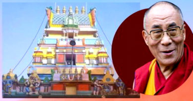 Hindu Temple Holds Prayers for Dalai Lama's Quick Recovery