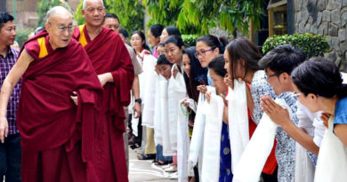 I Am Totally Fine, You Do Not Need to Worry: Dalai Lama