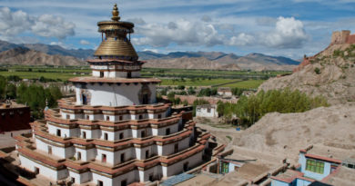 The Role of Dragons in Tibetan Culture and Faith