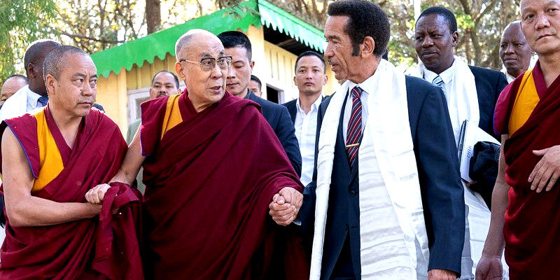 Former Botswana President in Direct Challenge to China Calls for Support to Tibet