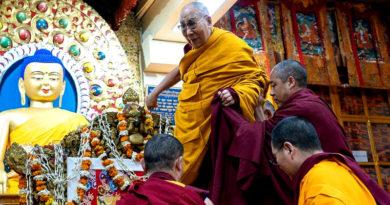 Individual Audience With Dalai Lama Will No Longer Be Given