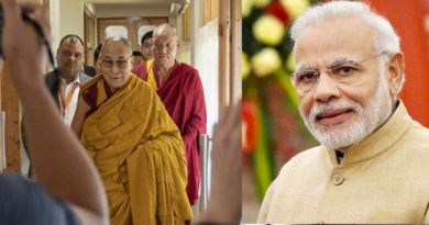 With Chinese Provocations, India Must Listen to the Dalai Lama