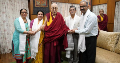 Dalai Lama Launches Course on Revival of Ancient Indian Knowledge
