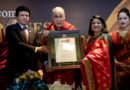 Dalai Lama Conferred With Honorary Doctorate Degree