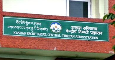 Kashag Unsatisfied of Tibetan Supreme Justice Commission's Case 20 Verdict