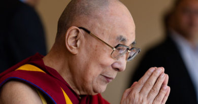 Resolution in US Congress Commends Dalai Lama's Efforts for World Peace