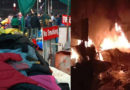 Fire Accident at Tibetan Market in Agra