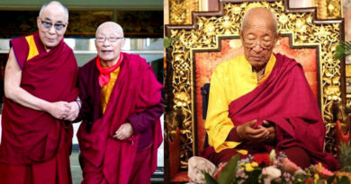 H.E. Garje Khamtrul Rinpoche in Memoriam